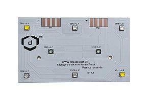 Placa de LEDs Doled reposição/montagem