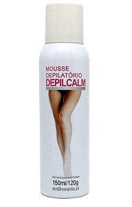 Spray Mousse Depilatório DEPILCALM