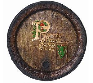 Barril de parede grande em Fibra KG - Decoração - Piniwinnie Cerveja