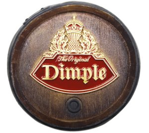 Barril Decorativo KG - Dimple