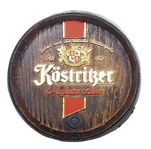 Barril Decorativo KG - Köstritzer