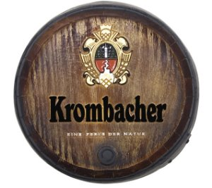 Barril Decorativo KG - Krombacher