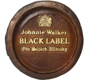 Barril Mini de parede - Johnnie Whisky