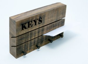 Porta Chaves e Cartas KEYS Madeira