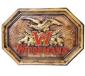 Placa KG Wiedemann de parede em fibra - Wiedemann Grande (56 x 40 x 6cm)