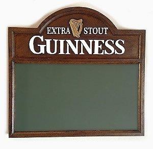 Lousa KG decorativa Guinness em fibra - Guinness Pequena