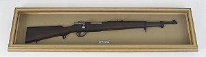 Quadro de Arma Resina KG Carabina Mauser - Clássico