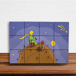 Painel Decorativo O Pequeno Príncipe