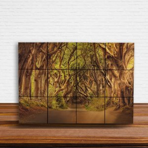 Painel Decorativo Woods