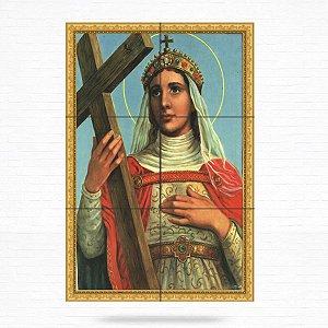 Painel Decorativo de Santa Helena - MOD 02