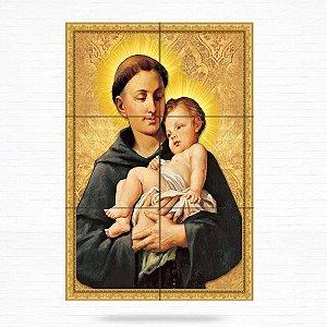 Painel Decorativo de Santo Antonio - MOD 05