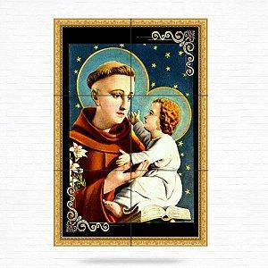 Painel Decorativo de Santo Antonio - MOD 07