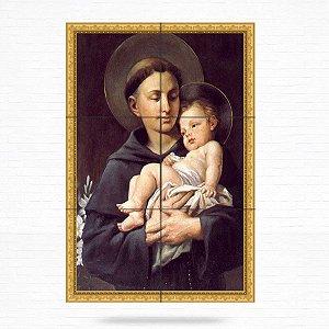 Painel Decorativo de Santo Antonio - MOD 08