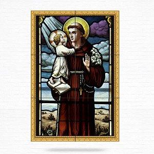 Painel Decorativo de Santo Antonio - MOD 14