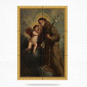 Painel Decorativo de Santo Antonio - MOD 16