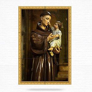 Painel Decorativo de Santo Antonio - MOD 17