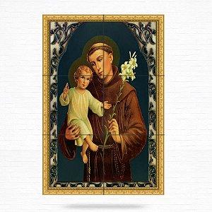 Painel Decorativo de Santo Antonio - MOD 18