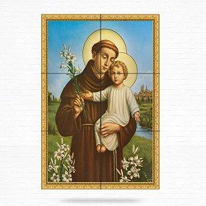 Painel Decorativo de Santo Antonio - MOD 19
