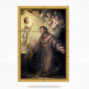 Painel Decorativo de Santo Antonio - MOD 27