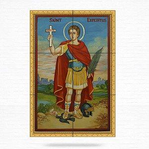 Painel Decorativo de Santo Expedito - MOD 04