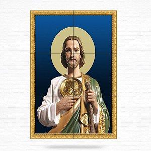 Painel Decorativo de São Judas Tadeu - MOD 04