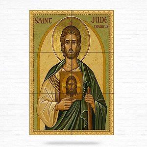 Painel Decorativo de São Judas Tadeu - MOD 08