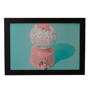 Quadro Decorativo Candy Machine