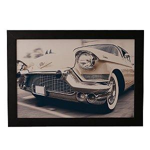 Quadro Decorativo Carro Vintage #1