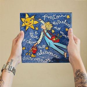 Azulejo Decorativo O Pequeno Príncipe