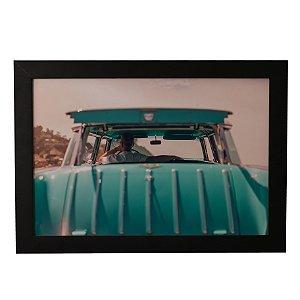 Quadro Decorativo Carro Vintage #2