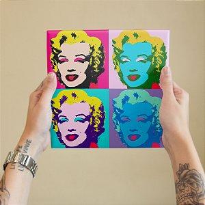 Azulejo Decorativo Marilyn Monroe Quadros