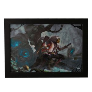 Quadro Decorativo Shaco (League of Legends)