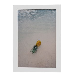 Quadro Decorativo Abacaxi no Mar
