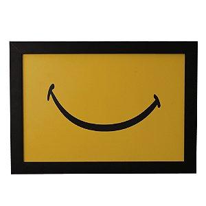 Quadro Decorativo Smile