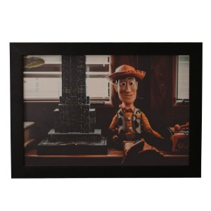 Quadro Decorativo Woody Toy Story