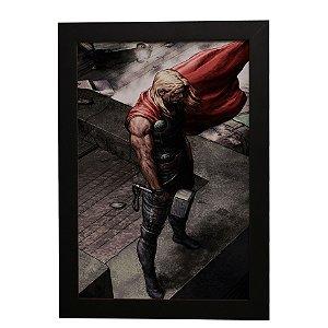 Quadro Decorativo Thor