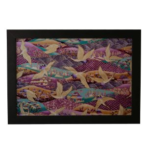 Quadro Decorativo Abstrato Aves