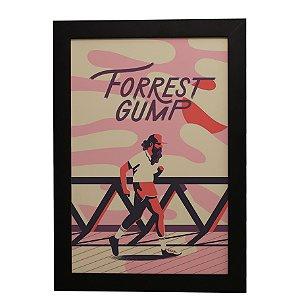 Quadro Decorativo Forrest Gump