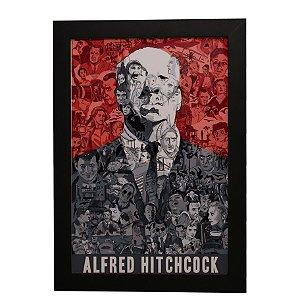 Quadro Decorativo Hitchcock