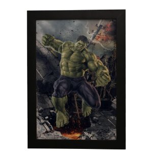 Quadro Decorativo Incrível Hulk