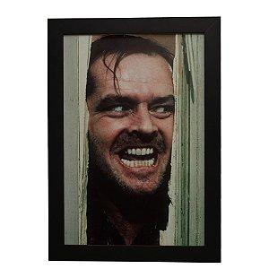 Quadro Decorativo Jack Torrance (O Iluminado)