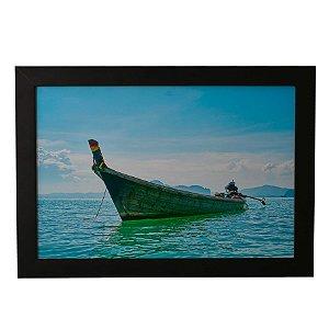 Quadro Decorativo Barco no Mar