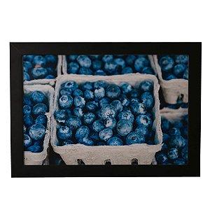 Quadro Decorativo Blueberry