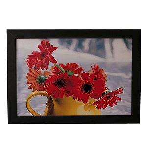 Quadro Decorativo Vaso de Flores
