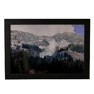 Quadro Decorativo Paisagem de Montanha