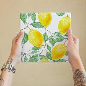 Azulejo Decorativo Frutas Amarelas