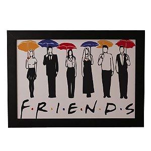 Quadro Decorativo FRIENDS #2