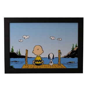 Quadro Decorativo Charlie Brown #2