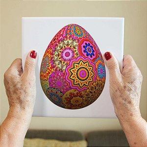 Azulejo Decorativo Easter Egg