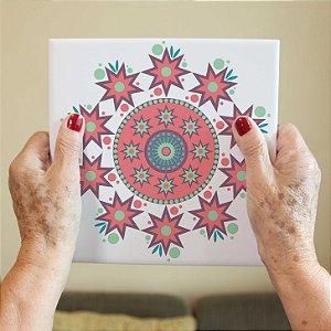 Azulejo Decorativo Madala #2